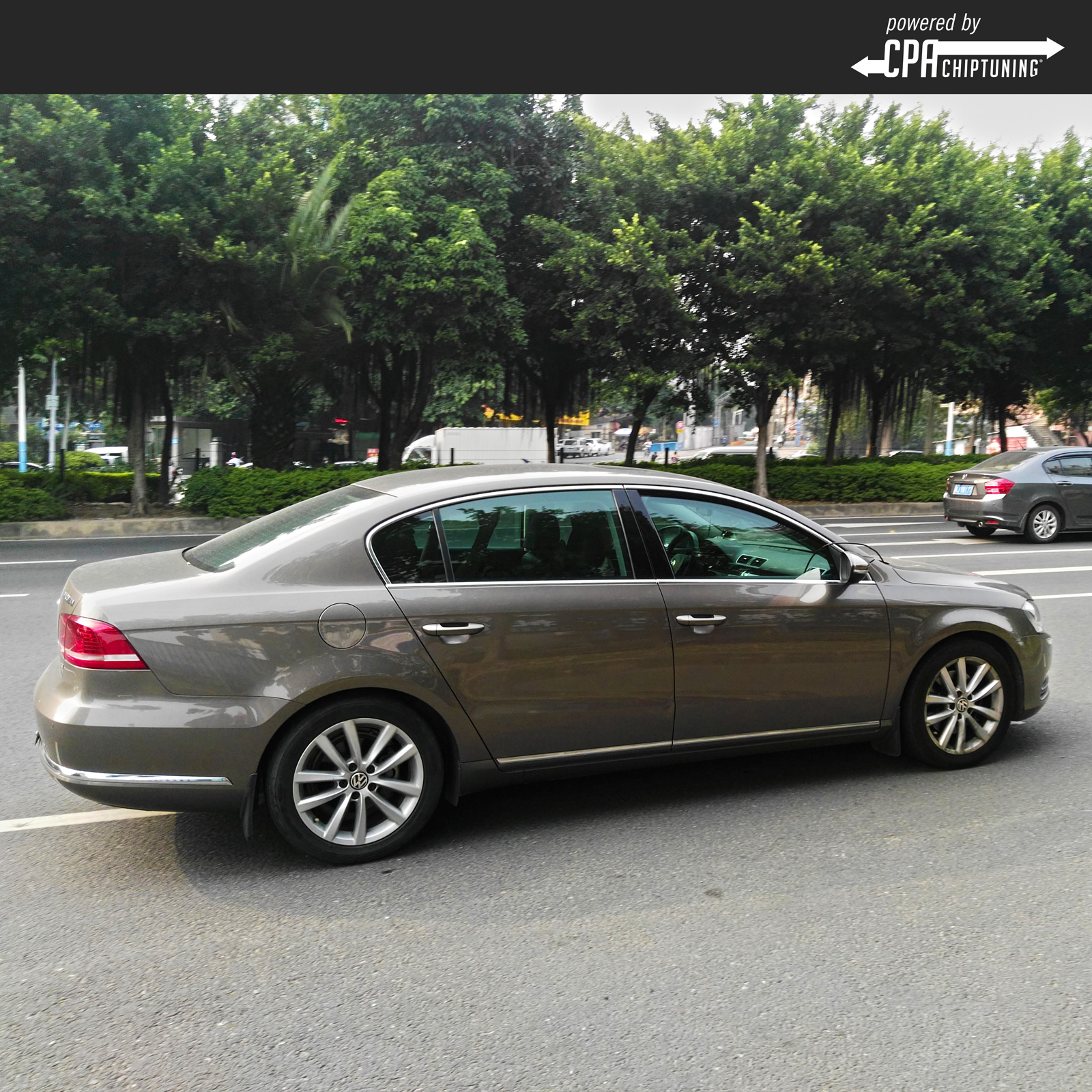 O segredo do VW Passat 1.4 TSI
