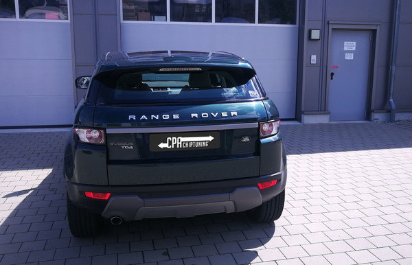 Land Rover Chiptuning leia mais