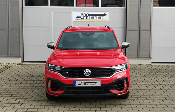 VW T-Roc R 4Motion Chiptuning leia mais